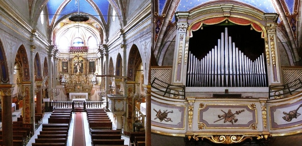 collegiale orgue baroque la brigue